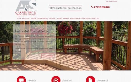 Carpentry and Timber Frame Specialist Kent